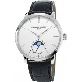 Часы Frederique Constant Slimline Moonphase Manufucture FC-705S4S6