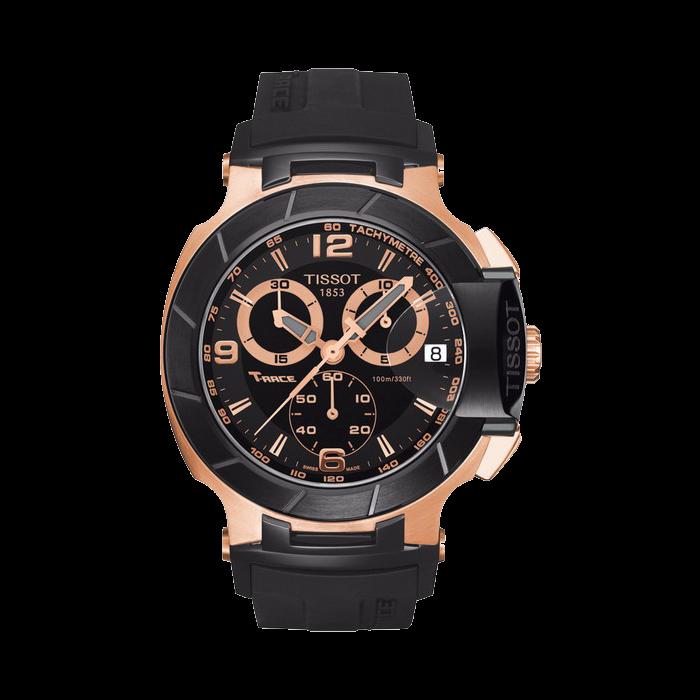 Часы Tissot T-Race Quartz Chronograph T048.417.27.057.06 ZIFFERBLATT.UA