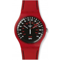 Часы Swatch Red Brake SUOR104 ZIFFERBLATT.UA