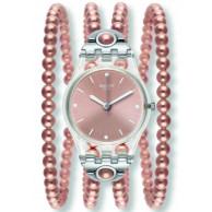 Часы Swatch Pink Prohibition LK354 ZIFFERBLATT.UA
