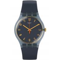 Часы Swatch Nuit Bleue SUOM105 ZIFFERBLATT.UA