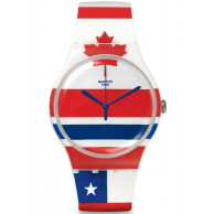 Часы Swatch Flagtime SUOW111 ZIFFERBLATT.UA