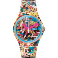 Часы Swatch Sprinkled SUOW705 ZIFFERBLATT.UA
