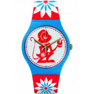 Часы Swatch Lucky Monkey SUOZ203 ZIFFERBLATT.UA
