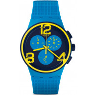Часы Swatch On Your Mark SUSS100 ZIFFERBLATT.UA