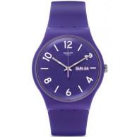 Часы Swatch Backup Purple SUOV703 ZIFFERBLATT.UA
