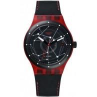 Часы Swatch Sistem Red SUTR400 ZIFFERBLATT.UA