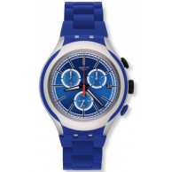 Часы Swatch Blue Attack YYS4017AG ZIFFERBLATT.UA