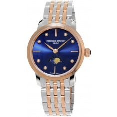 Frederique Constant Slimline Moonphase FC-206ND1S2B