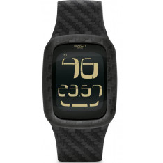 Swatch Carbon Fever SURB110