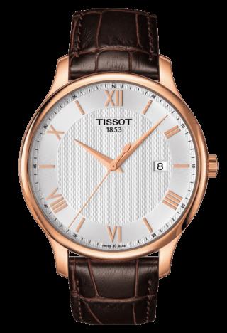 Часы Tissot Tradition Gent T063.610.36.038.00 ZIFFERBLATT.UA