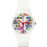 Swatch Multi Collage SUOW132