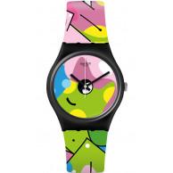 Swatch Image Of Graffiti GB317