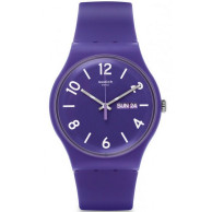 Swatch Backup Purple SUOV703