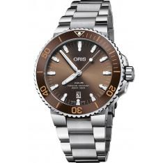 Oris Diving Aquis Date 733.7730.4152 MB 8.24.05PEB