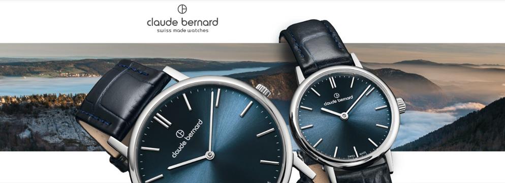 Годинники CLAUDE BERNARD